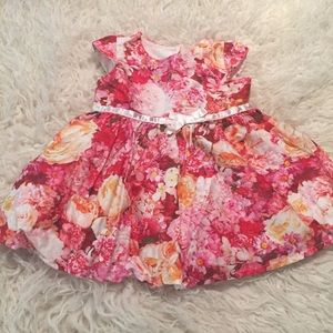 Other - Made with love } floral dress